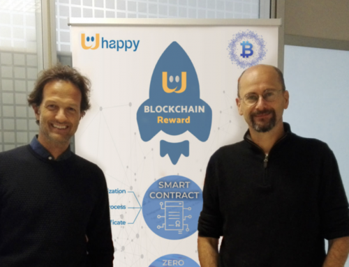 Whappy is launching Blockchain Gamification Reward, the application for Incentive and Loyalty Programs with the security of Blockchain!