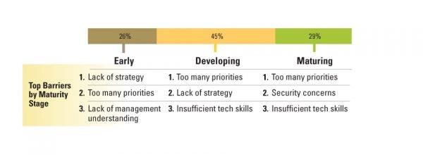 barriere maturità implementazione digitale