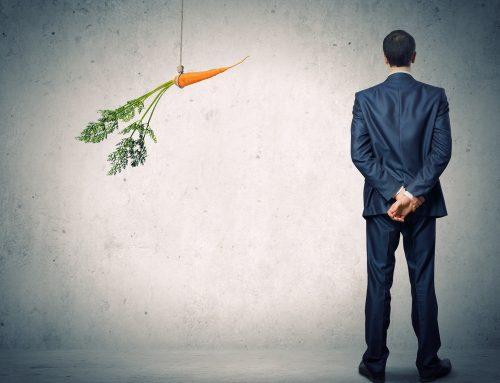 Stai ancora provando ad aumentare la produttività con gli incentivi?