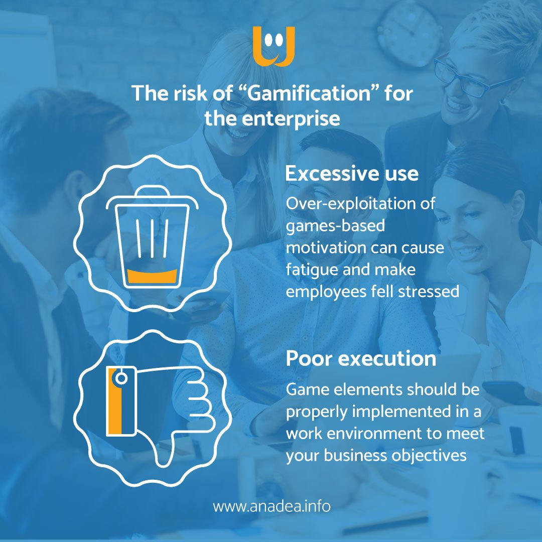 whappy enterprise risks gamification